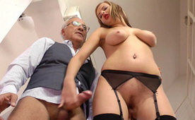 Nasty Schoolgirl has a Solid Experience with her Teacher's Dick