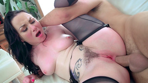 Horny Bitch Got her Deepest Fantasy Fulfilled