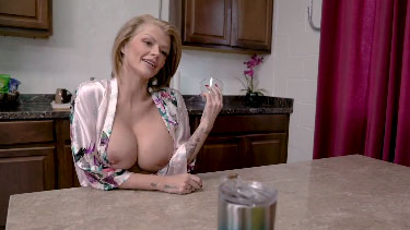 She Desperately Wants Her Stepson's Cum