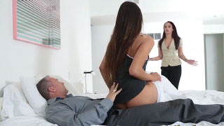 Dad and Daughter Extraordinary Sex Moments