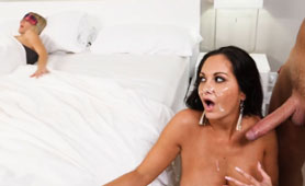 Horny Homeowner Attacks and Fucks Every Man in The House - MILF Cock Hunter Porn Videos