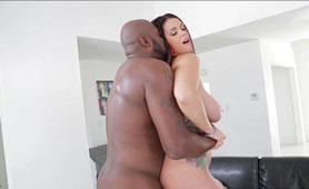 Alison Tyler and Her Tits are Huge Magnet for All Dick Sizes