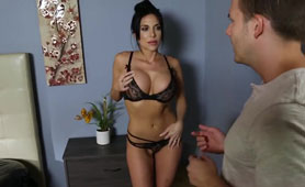 Next Time You Have to Knock Before... Now Put Your Pants Down! - MILF XXX Videos