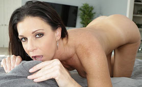 Mature XXX Videos - Testing Out Her New Stepdad's Cock on Her Way