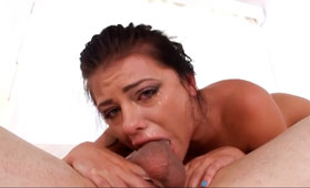 Forced Into Rough Deepthroat Porn